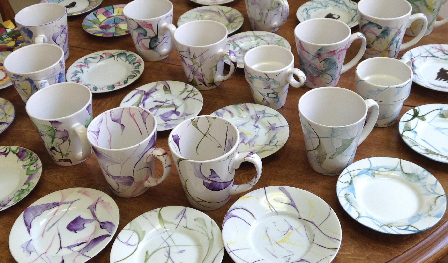 Lineman S Porcelain Memories